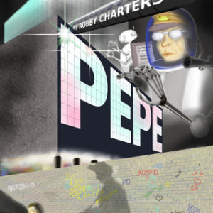 Pepe by Robby Charters