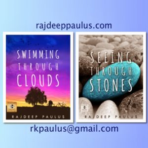 Spotlight, Review and Giveaway: Swimming Through Clouds by Rajdeep Paulus