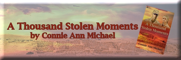 1000 Stolen Moments banner cover reveal