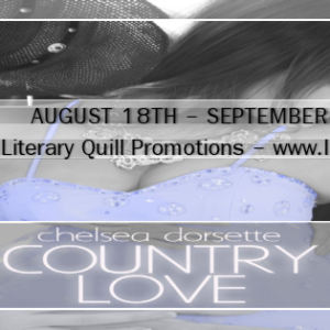 Blog Tour: Country Love by Chelsea Dorsette