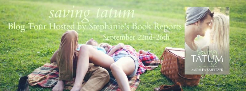 Saving Tatum Blog Tour
