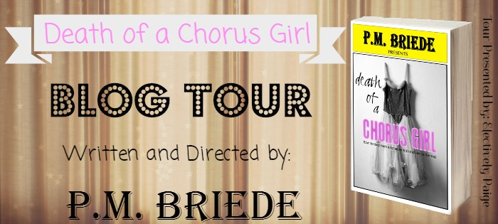 Death of a Chorus Girl Tour Banner