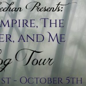 The Vampire, The Handler, And Me Blog Tour