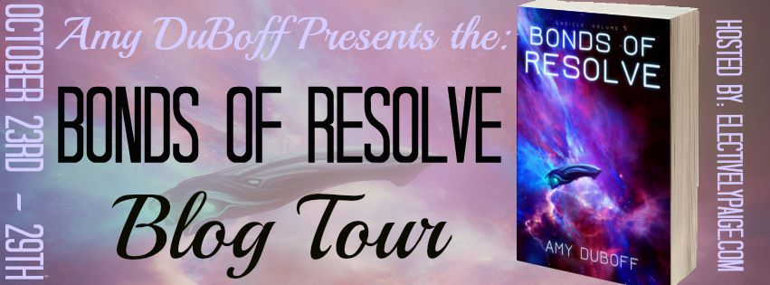 Bonds of Resolve Tour banner
