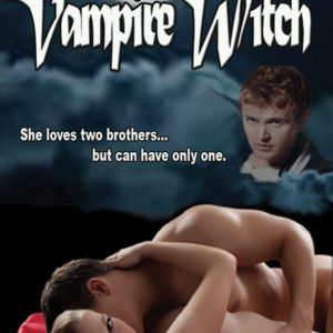 Vampire Witch by Eileen Sheehan Cover Reveal
