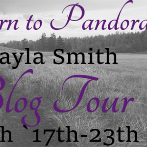 Return to Pandora Blog Tour