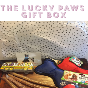 The Lucky Paws Gift Box