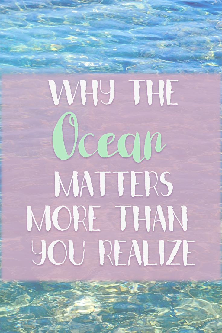 Why the Ocean Matters More Than You Realize