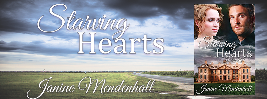 Starving Hearts by Janine Mendenhall