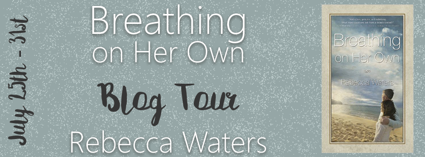 Breathing on Her Own Tour Banner
