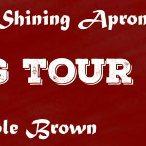 Knight in Shining Apron by Carole Brown Blog Tour