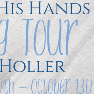 Life in His Hands Blog Tour