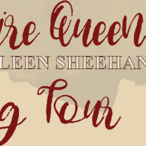 Vampire Queen Blog Tour