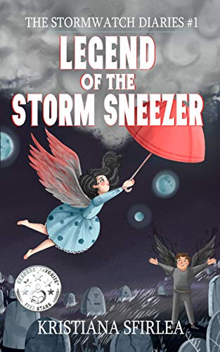 Legend of the Storm Sneezer by Kristiana Sfirlea