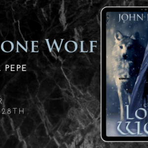 The Lone Wolf by John Pepe